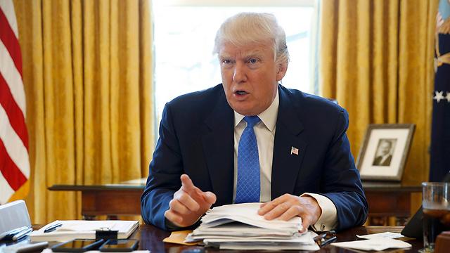 Trump (Photo: Reuters)