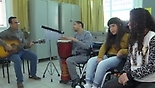 """""""כשאני שרה, כסא הגלגלים נעלם"""""""