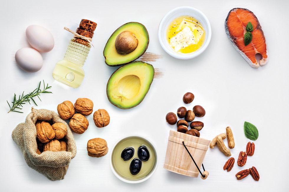 קיצונית אבל מערערת הרבה הנחות יסוד בתזונה שלנו. הדיאטה הקטוגנית (צילום: Shutterstock)