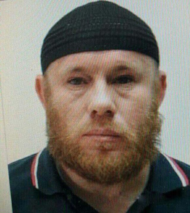 Валентин Мазалевский. Фото: пресс-служба полиции