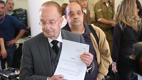 Yoram Sheftel (left) and Charlie Azaria (right) (Photo: Motti Kimchi)