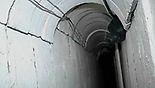 One of Hamas's tunnels (Photo: Reuters)