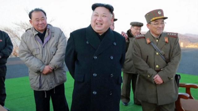 North Korean leader Kim Jong Un (Photo: AP)