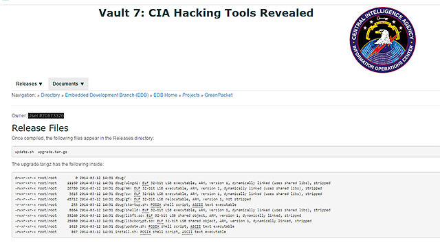 """סנואודן על התנהלות ה-CIA: """"אין מילים לתאר כמה זה פזיז"""". פרסומי """"ויקיליקס"""""""