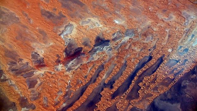 Пустыня Сахара.  Фото: Тома Песке