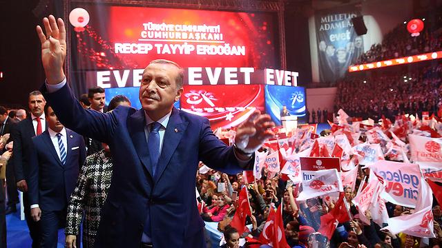 Erdoğan (Photo: Reuters)