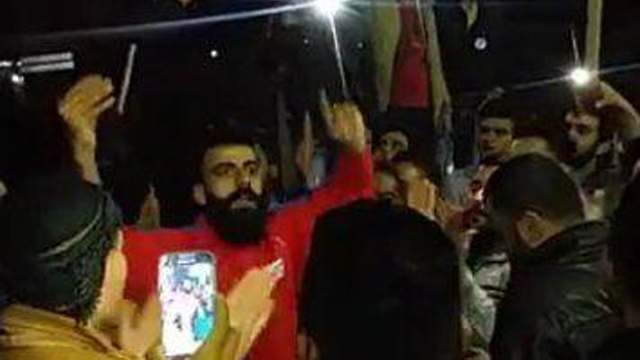 Daqamseh greeted by celebrations in Jordan upon his release