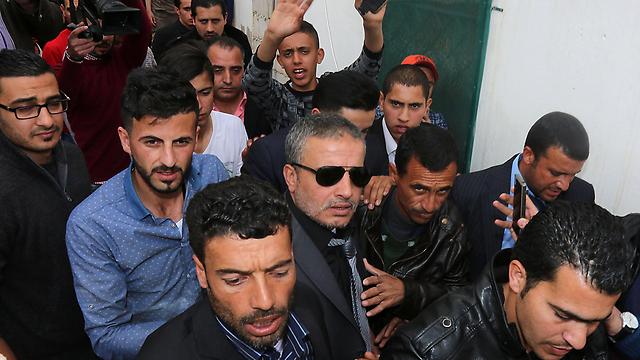 Ahmed Daqamseh (Photo: EPA)