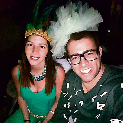 MK Oren Hazan and his wife decide to go green