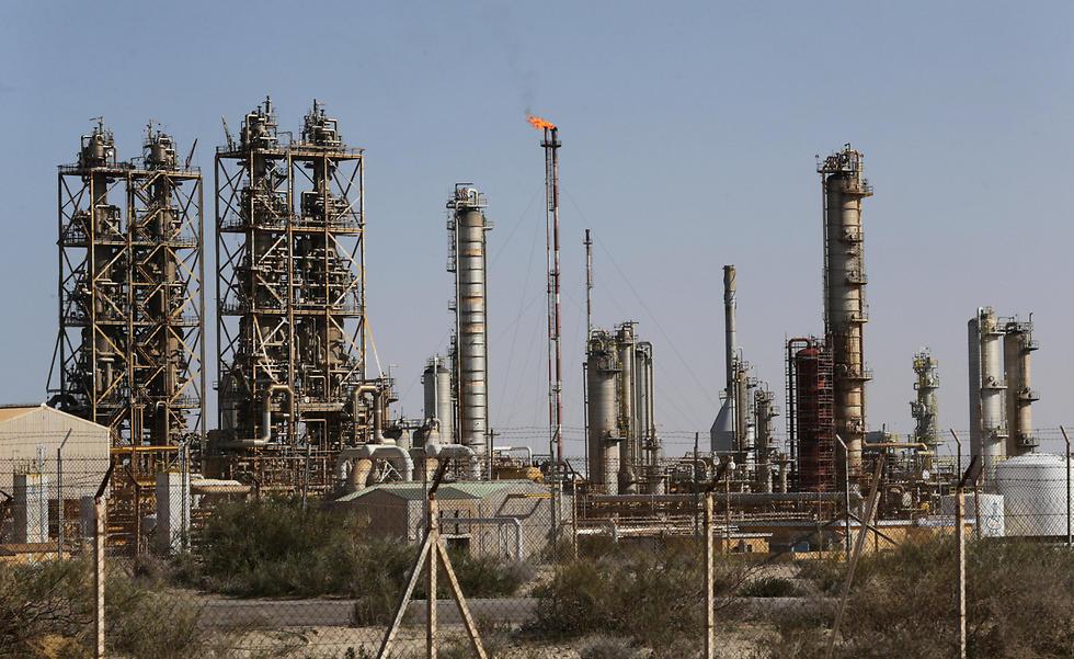 Libyan oil fields (Photo: Reuters) (Photo: Reuters)