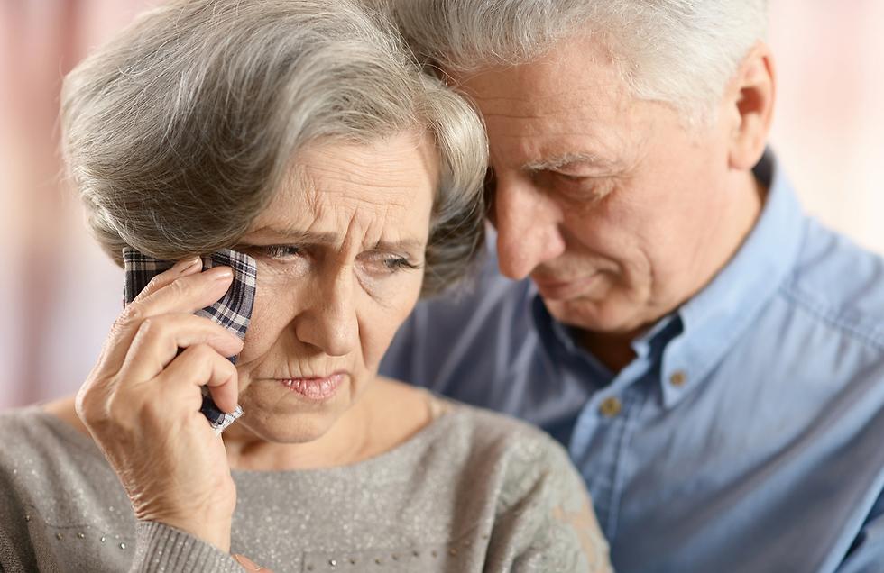 יש בני משפחה שסובלים יותר מכם (צילום: Shutterstock)