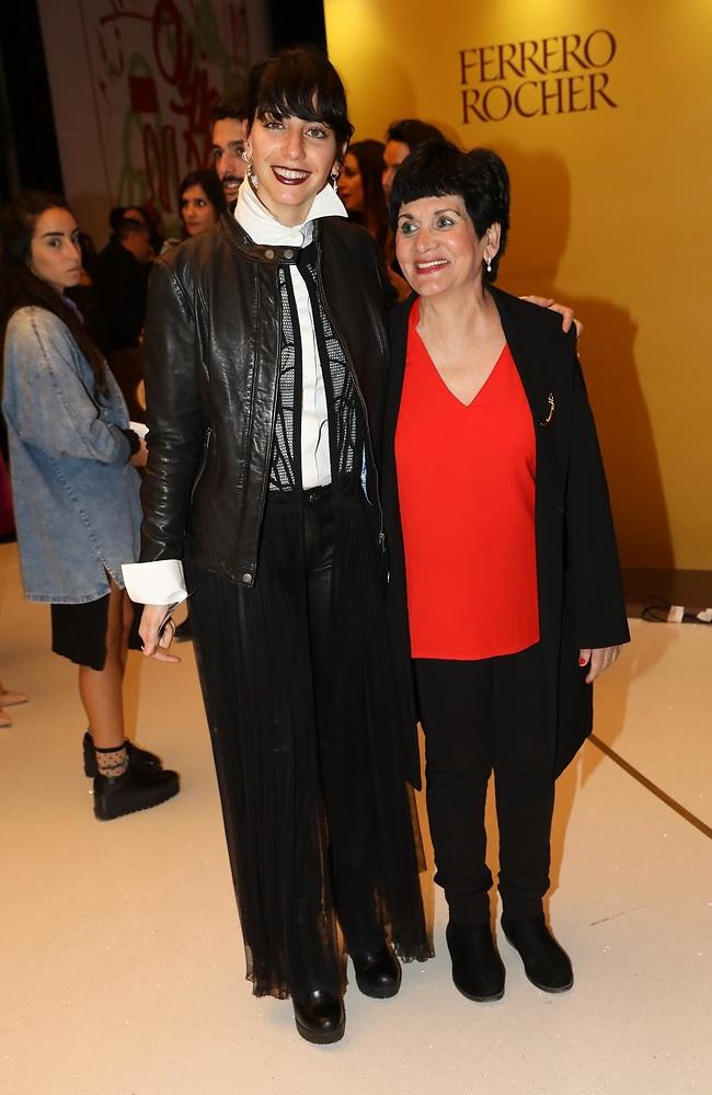 הנציגות של נינט. סופי ומרסל טייב (צילום: רפי דלויה)
