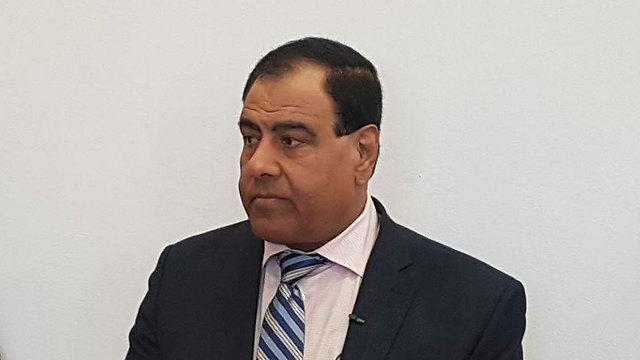 Dr. Izzeldin Abuelaish (Photo: Barel Efraim)