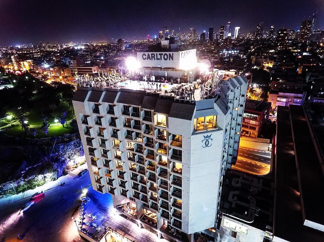 זכה בפרס המלון העסקי הטוב בישראל במשך חמש השנים האחרונות. מלון קרלטון