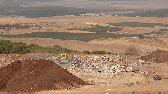 אתר תאנים (צילום: אביהו שפירא )
