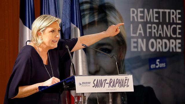 Marine Le Pen (Photo: Reuters)