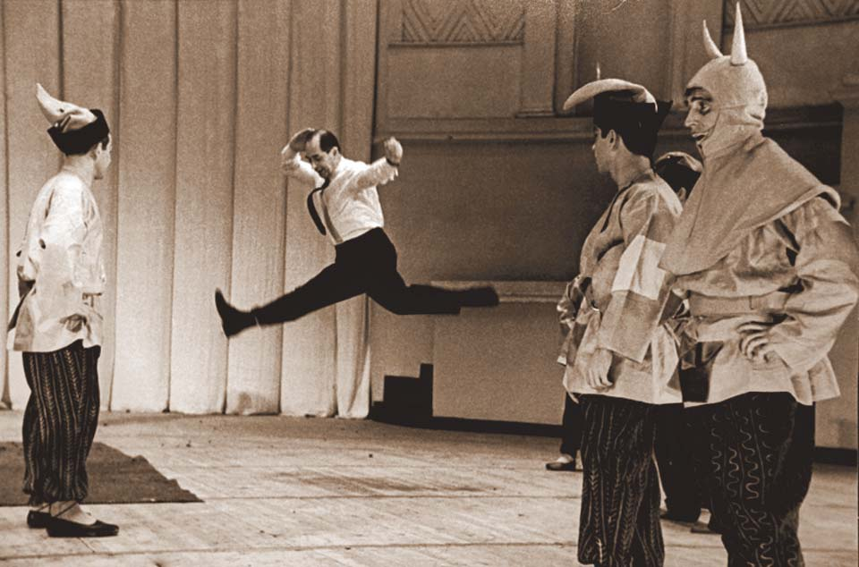 Игорь Моисеев. Фото: пресс-служба коллектива
