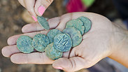 Photo: Yoli Shwartz, courtesy of the Israel Antiquities Authority