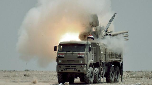 Syrian Air Defense Force