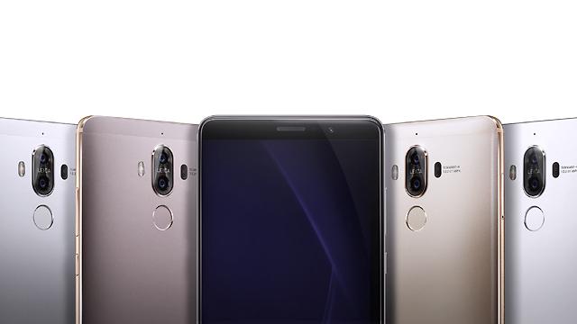Huawei Mate 9 (צילום: Huawei)