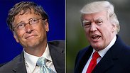 Forbes top ten: Gates takes the lead while Trump plummets
