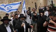 Hamas TV channel builds Jerusalem set in Gaza