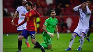 Spain rolls Israel 4-1 in World Cup qualifier