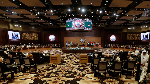 Arab League summit (Photo:Reuters)
