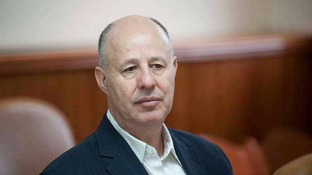 An yehud for Como se llama el ministro del interior