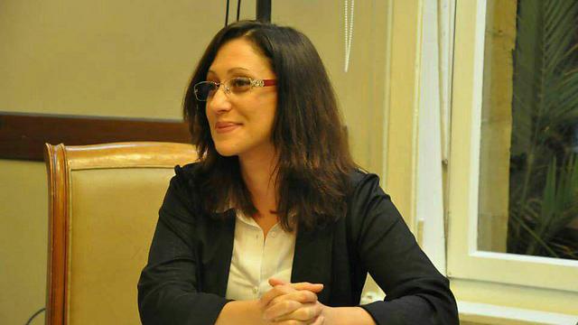 Samia Armos-Mahamid