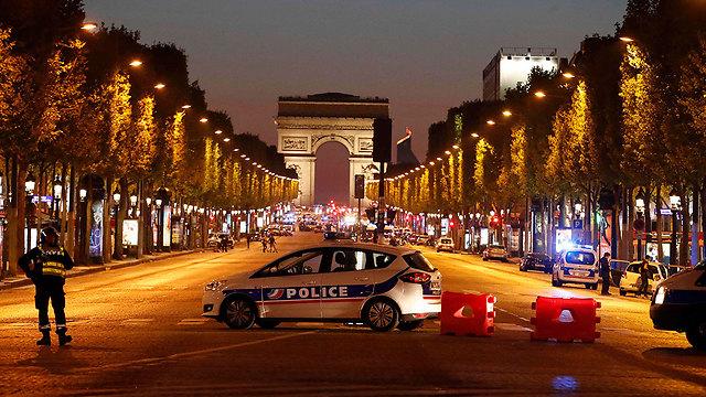 Terrortámadás történt csütörtök este Párizsban.