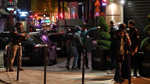 Террористы изИГИЛ взяли насебя ответственность за стрельбу  встолице франции