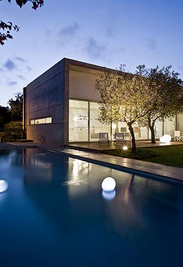 בית באפקה, בתכנון אירית אקסלרוד (צילום: עמית גרון)