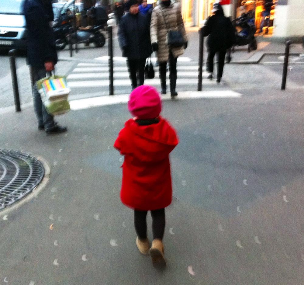 """""""התבוננתי בפני המלאך של הבת שלי וידעתי שהיא הדבר הכי לא מפחיד בעולם"""" (צילום: ליהיא לפיד)"""
