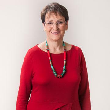 """נעמי סטוצ'ינר. מייסדת בית """"איזי שפירא"""" למען אנשים עם מוגבלויות ( צילום: עדי אדר )"""
