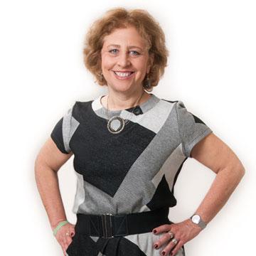 """שרי ריבקין. מייסדת ומנכ""""לית עמותת """"ידיד"""" ( צילום: עדי אדר )"""
