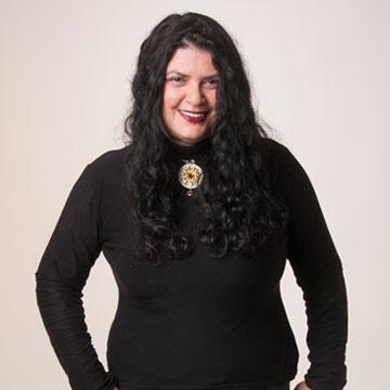 """שולה קשת. מנהלת תנועת """"אחותי"""" למען נשים בישראל ( צילום: עדי אדר )"""
