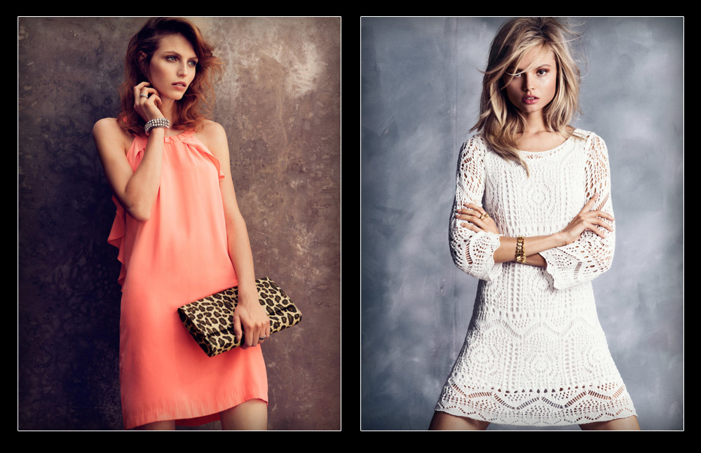 H&M. מה לובשים לאירועים חגיגיים? ( צילום: הנס מוריץ )