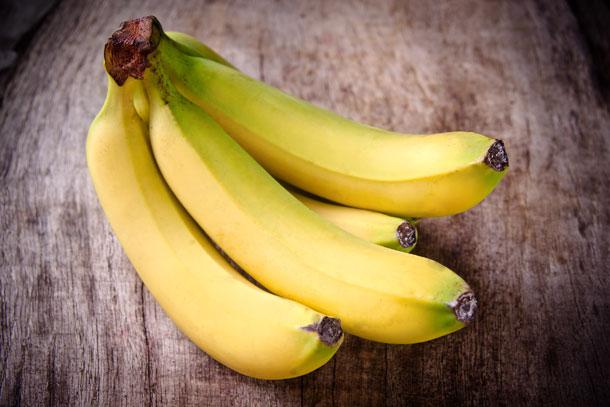 בננות לשיפור המצב רוח (צילום: shutterstock)