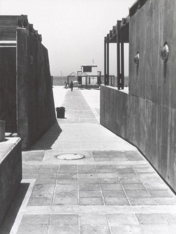 יושבה ב-1975, נהרסה ב-1982. חוף ימית (באדיבות קולקר קולקר אפשטיין)