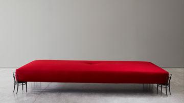 Daybed. בגלריה דילמוס, שבוע העיצוב מילאנו 2012