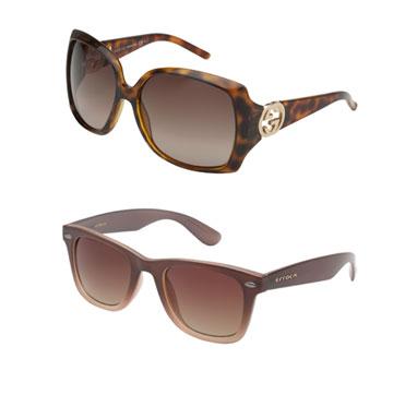 אירוקה. באאוטלט: שלושה זוגות משקפי שמש בפחות מ-500 שקל (צילום: ערן תורג'מן)