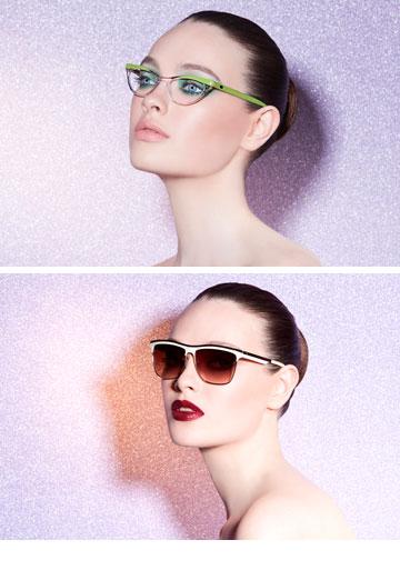אופטיקנה. משקפי ראייה, משקפי שמש ועדשות לנשים, גברים וילדים (צילום: אלכס ליפקין)