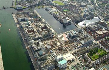 הפרויקט בדבלין, לפני השינוי