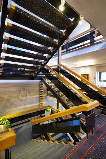 גרם המדרגות (צילום: איתי סיקולסקי )