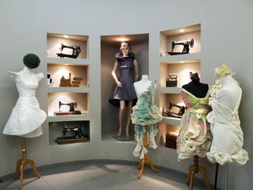 האקדמיה לעיצוב אופנה. קורסי קיץ המתקיימים זו השנה השישית (צילום: האקדמיה לעיצוב אופנה)