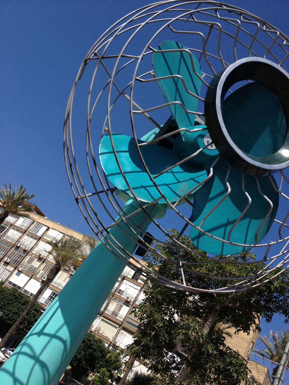 אייקון ישראלי שמוכר לכל מי שגדל כאן בשנים שקדמו לכניסת המזגנים לבתים: מאוורר ''סטאר''
