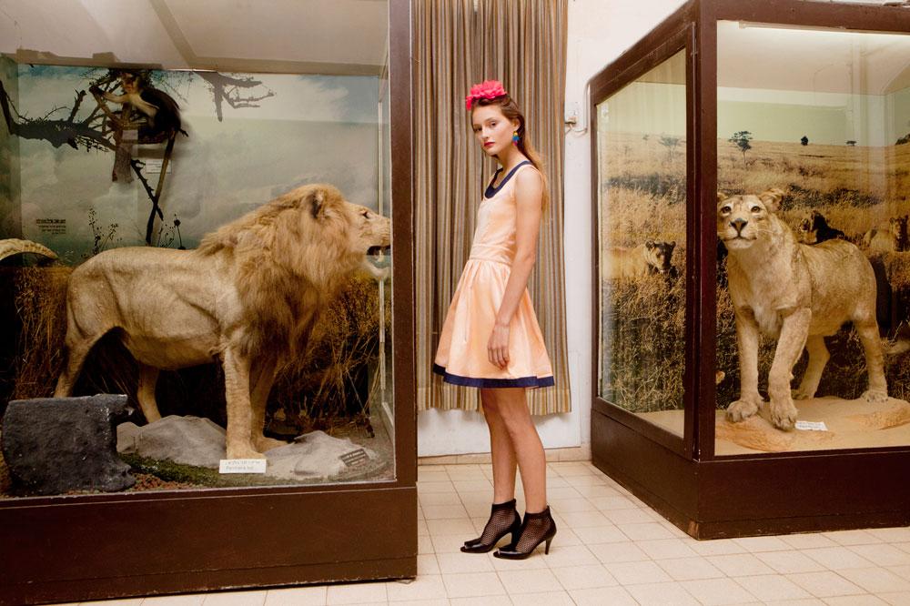 ביאנטיקה. המותג מארח מעצבים נוספים בחנות פופ-אפ מיוחדת (צילום: רוני כנעני)