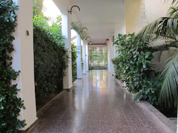 אכסניית ''כרי דשא'' ליד הכינרת. הפרשנות העברית המודרנית (צילום: מיכאל יעקובסון)