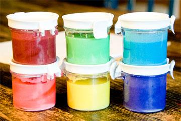 צבעים תוצרת בית (צילום: Kim cc)